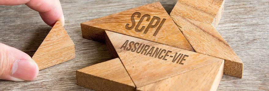 SCPI assurance vie
